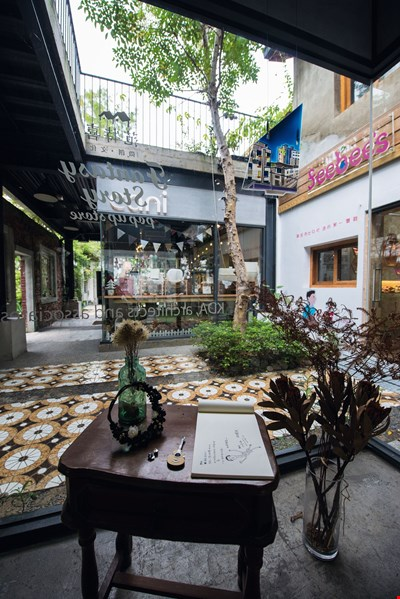 Taichung: A Fantasy Story of Renovation and Urban Revival